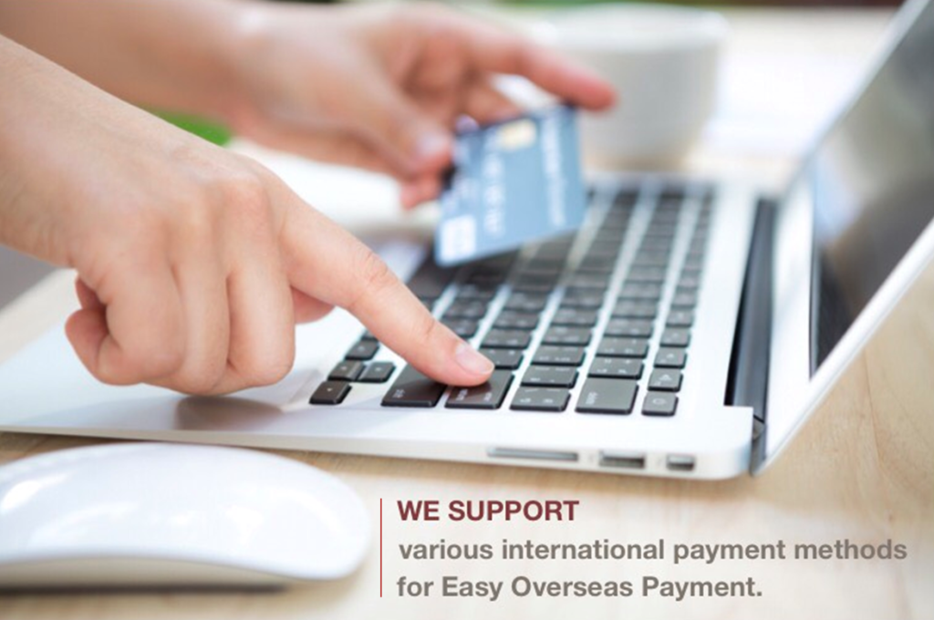 USA Buying Agent Payment Method
